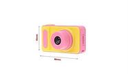 Детский цифровой фотоаппарат Smart Kids Camera V7 (KG-296), фото 3