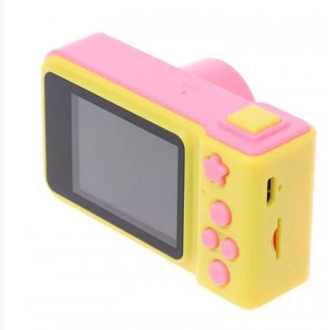 Детский цифровой фотоаппарат Smart Kids Camera V7 (KG-296)