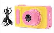 Детский цифровой фотоаппарат Smart Kids Camera V7 (KG-296), фото 2
