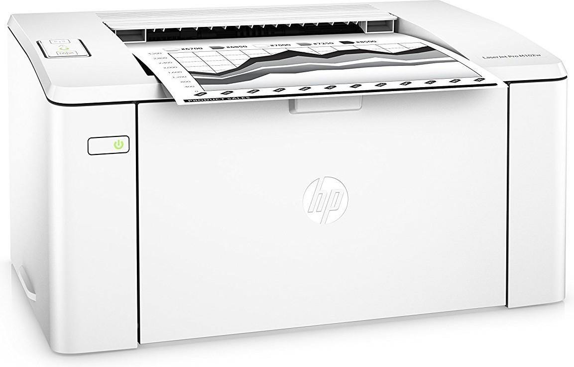 Монохромный лазерный принтер HP LaserJet Pro M102A