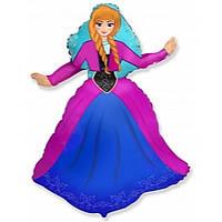 Фольгированный шар Принцесса Анна 99см