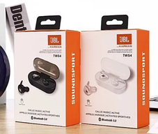 Беспроводные Bluetooth наушники TWS4 Беспроводные наушники jbl tws 4 гарнитура JBL TWS 4 (100), беспроводные, фото 3