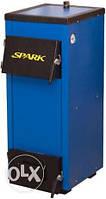 Spark-18 котел твердотопливный бытовой - стальной