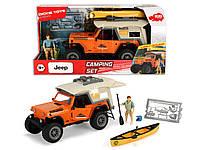 Игровой набор Dickie Toys Playlife Кемпинг с внедорожником (3835004)