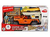 Игровой набор Dickie Toys Playlife Кемпинг с внедорожником (3835004), фото 2