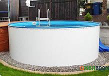 Сборный бассейн Hobby Pool Milano 300 x 120 см