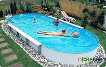 Сборный бассейн Hobby Pool Toscana 525 x 320 х 120 см