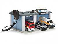 Игровой набор Dickie Toys Спасательный центр со звуковыми и световыми эффектами (3716015), фото 1