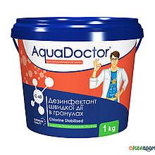Шоковый хлор в гранулах Aquadoctor C60 (1 кг)