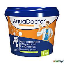 Длительный хлор в таблетках Aquadoctor C90T (1 кг)