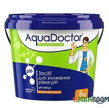 Средство для понижения pH Aquadoctor pH- (5 кг) гранулы
