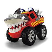 Машина Dickie Toys Стрімка акула моторизована 30 см, світлові і звукові ефекти (3765005), фото 1