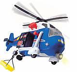 Вертоліт Dickie Toys Авіація з ношами (1137001), фото 2