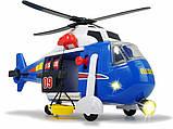Вертоліт Dickie Toys Авіація з ношами (1137001), фото 4