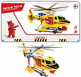Вертолет Dickie Toys Воздушная полиция с носилками (1137003), фото 2