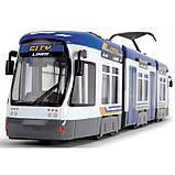 Трамвай Dickie Toys Сити Лайнер 46 см синий  (3749017), фото 2