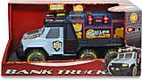 """Автомобиль Dickie Toys """"Инкассатор"""" с кодовым замком, со звуком и световыми эффектами 35 см (3756005), фото 5"""