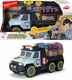 """Автомобиль Dickie Toys """"Инкассатор"""" с кодовым замком, со звуком и световыми эффектами 35 см (3756005), фото 6"""