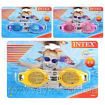 Детские очки для плавания Intex 55601