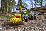 """Трактор лесника Dickie Toys """"Хэппи. Фендт"""" с краном со звуком и световыми эффектами 65 см (3819003), фото 5"""