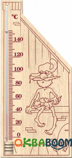 Термометр для сауны (исп. 5)