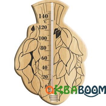 Термометр для сауны (исп. 6)