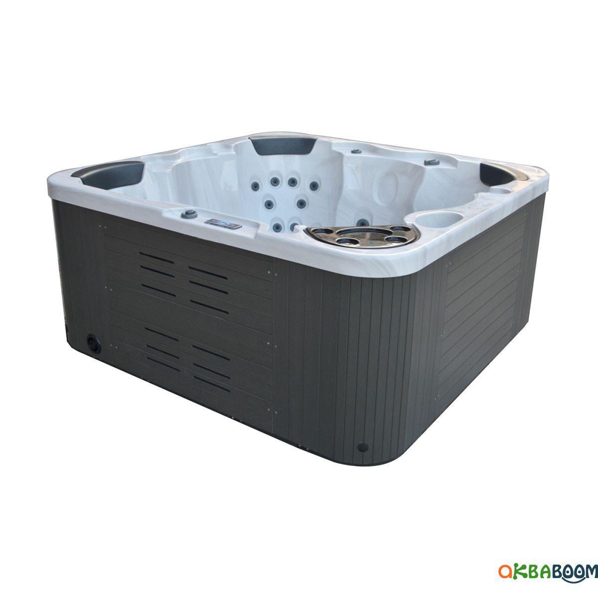 Гидромассажный SPA бассейн IQUE Corsica 2000-CFL