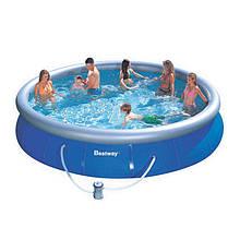 Надувной бассейн Bestway 457 х 107 см (57294)