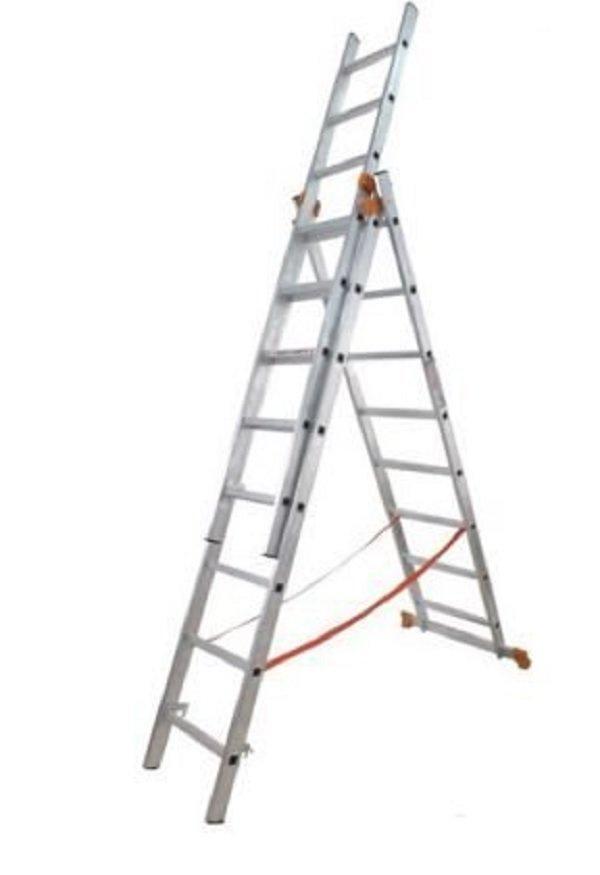Лестница универсальная 1411 Budfix 3х11