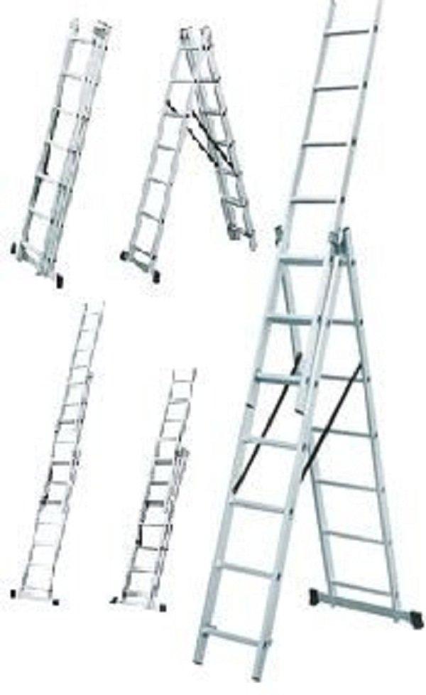 Лестница универсальная 3х15  ITOSS 8615