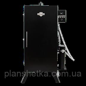 Комплект холодного и горячего копчения Daddy Smoke сталь (120х61х52) с конвекцией, фото 2