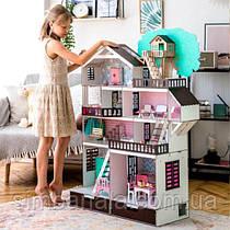 Кукольный домик приключений, венге NestWood