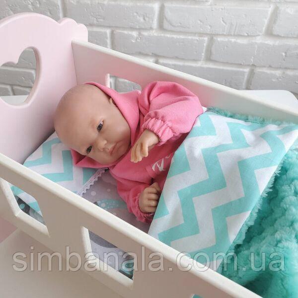 """Постільна білизна для іграшкових ліжечок """"Соня"""""""