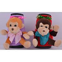 Мягкая игрушка-копилка Обезьяна №1253-603