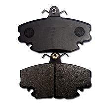 Колодки тормозные передние дисковые Lifan 520