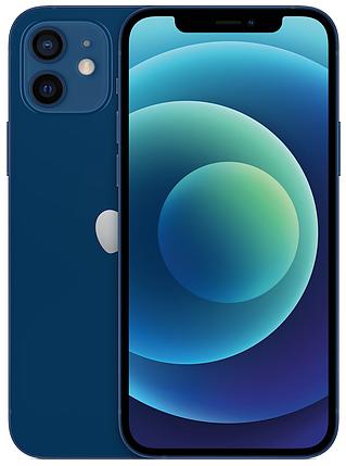 Смартфон Apple iPhone 12 256GB Blue (MGJK3), фото 2