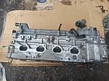 Головка блока цилиндров (ГБЦ) Nissan Аlmera N16 Classic B10 Primera P12 QG16 QG18 1,6 1,8 бензин, фото 3