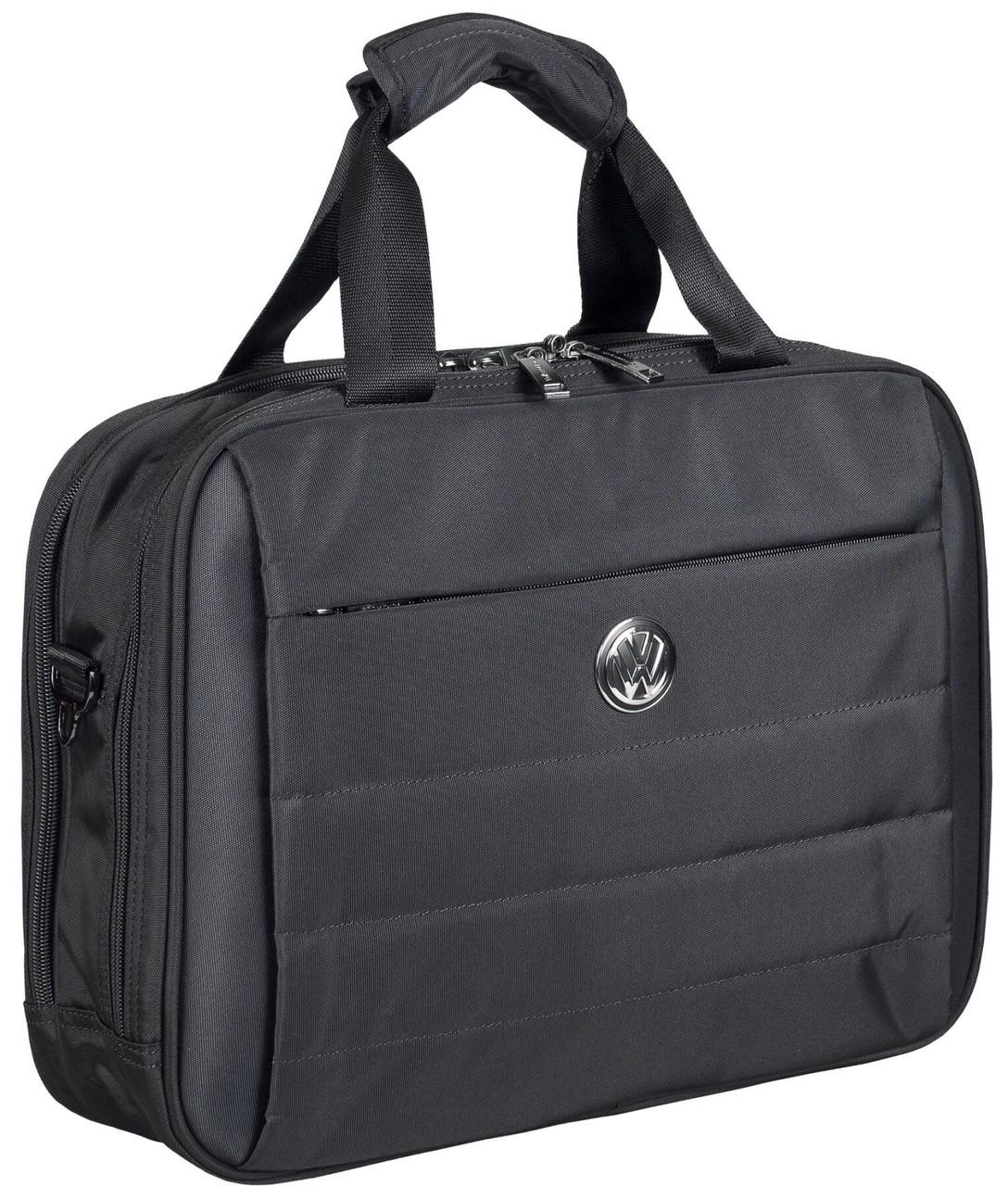 Сумка з відділом для ноутбука Volkswagen Movement V00503;06 чорний