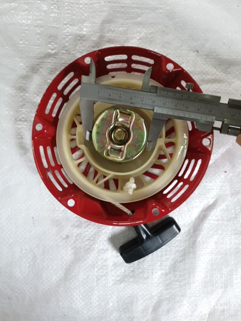 Двигун 168 Стартер 168