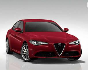 Alfa Romeo Giulia 2016-