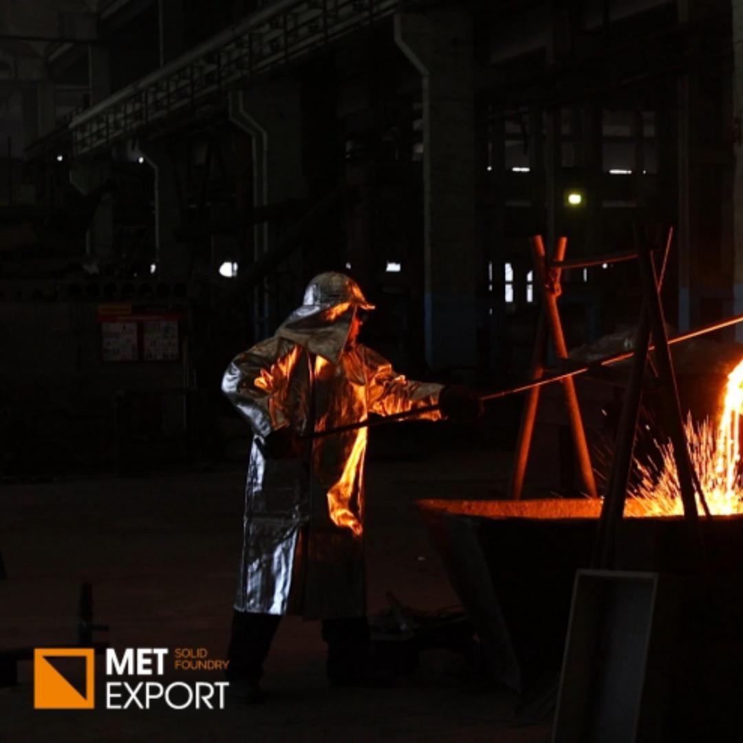 Литье металла согласно ГОСТ