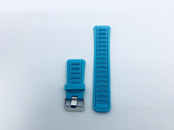 Ремешок для детских смарт-часов Smart baby Q360 / Q610 / Q610S Голубой