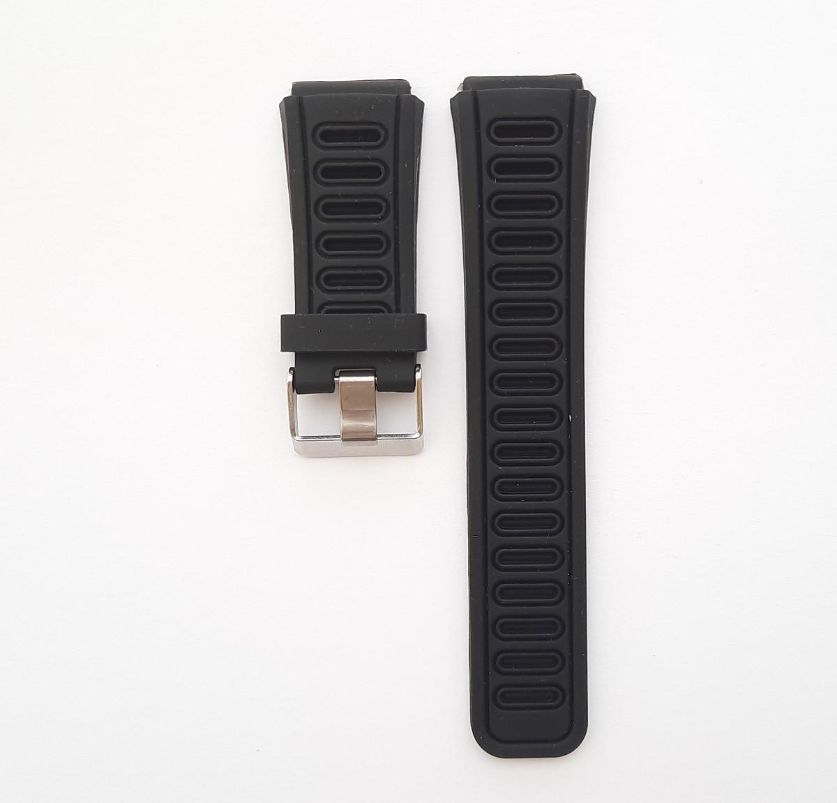 Ремінець для дитячих смарт-годин Smart baby Q360 / Q610 / Q610S Чорний