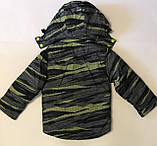 Термо куртки для хлопчиків 98-134, фото 6