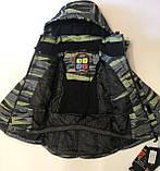 Термо куртки для хлопчиків 98-134, фото 5