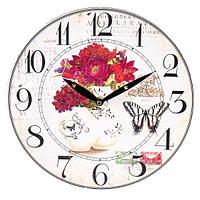"Часы настенные ""Летние краски"" 29 см (арт. 008AL), фото 1"