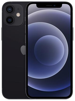 Смартфон Apple iPhone 12 Mini 64GB Black (MGDX3), фото 2