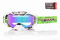 Мото окуляри кросові VM-1015