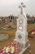 Замовити пам'ять пам'ятник з мармурової крихти у Луцьку
