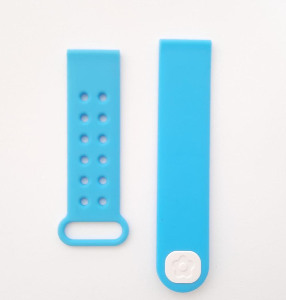 Ремешок для детских часов Smart baby Q200 / G1000 Голубой
